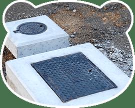 排水管・排水溝の修理と料金表