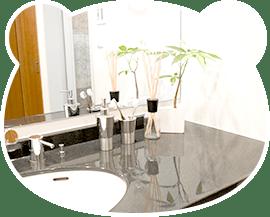 洗面所の修理と料金表