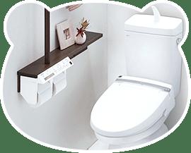 トイレの修理と料金表