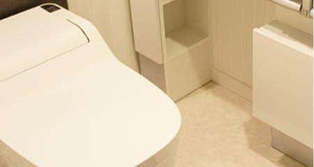 トイレのつまりのトラブル